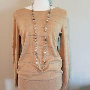 LOFT Long Sleeve Sweater Size Large